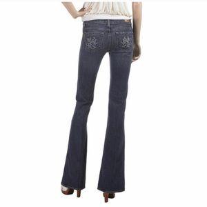 Paige Premium Denim Blue Jeans Hollywood Hills 31